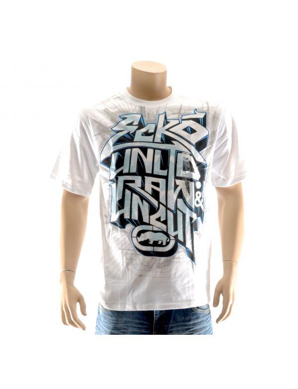 ECKO UNLTD T-SHIRT BLUEPRINT GRAFF