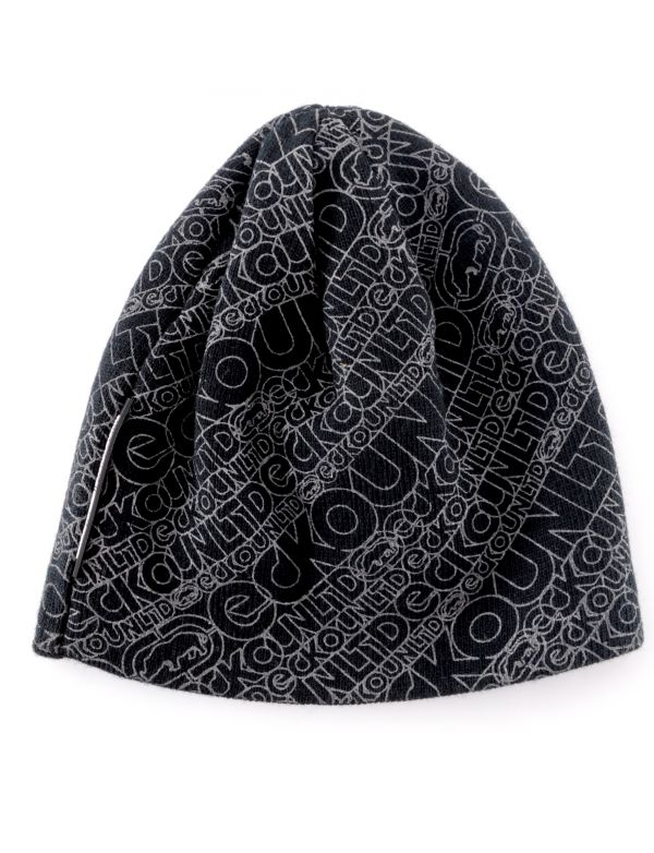 ECKO UNLTD HAT/ HUT/ BONNET/ ALLOVER EU SKULLY