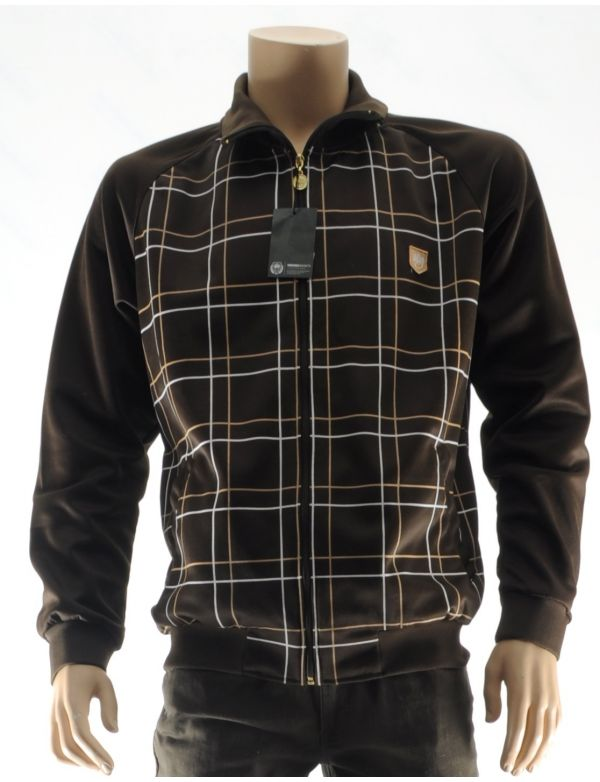 WRUNG HOODY DOUBLE PLAIDS