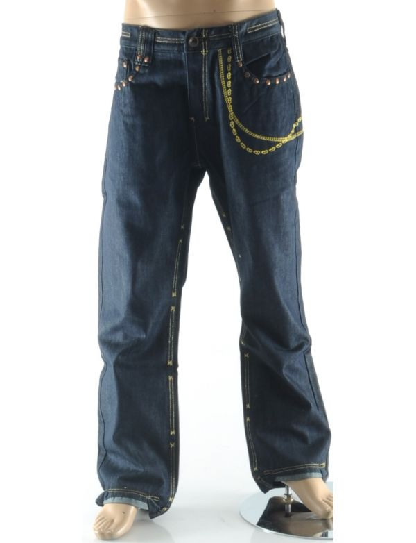 TWO ONCLE JEANS