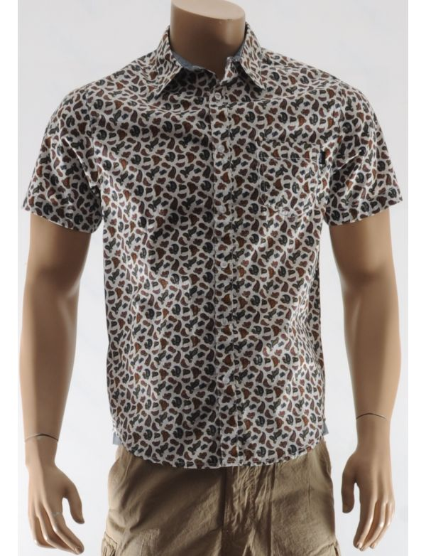 WRUNG CHEMISE DOOKIE MEN SHIRT