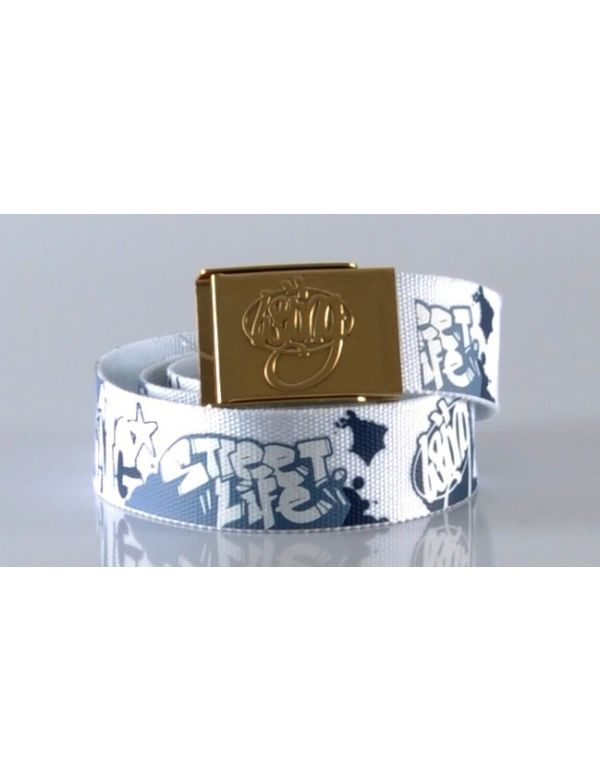 WRUNG CEINTURE GRAFF LIFE WEBBED BELT - My Style Boutique SARL d1117f6f90f